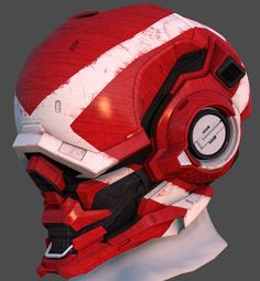 Space Pilot Helmet