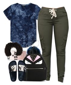 """""""Untitled #958"""" by cjasmyne on Polyvore featuring Haus of JR, Casetify and Fendi"""