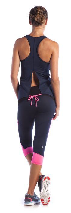 Cute barre outfit (without the sneakers :))