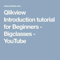 18 Best QlikView Online training - www bigclasses com images