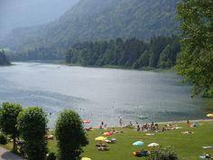 Impressionen aus unserem Campingplatz Seehof