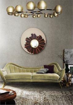 #BRABBU Sofa #Hermes bei Villatmo