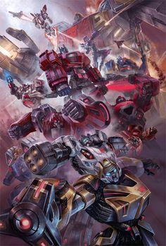 Autobots More
