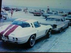 1965 at Daytona Beach in 1965