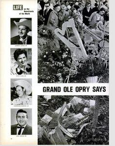 1963 patsy kline death - Google Search