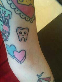 Tattoo kawaii#Melanie Martinez