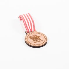 MEDALS FOR MODERN ACHIEVEMENTS bibliophile laser cut medal, brooch, badge