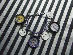 Jack Skellington and Sally the rag doll with stars by indieodyssey, $12.00