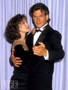 Jennifer Grey & Patrick Swayze