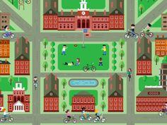 Bikes in the universities