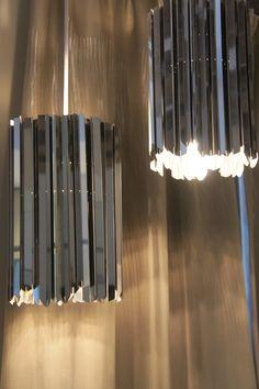 detail Chandelier, Ceiling Lights, Curtains, Lighting, Detail, Home Decor, Candelabra, Blinds, Decoration Home