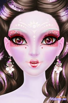Rockabilly Art, Chica Fantasy, Halloween Games For Kids, 5d Diamond Painting, Monster Art, Cute Bunny, Big Eyes, Cute Wallpapers, Phone Wallpapers