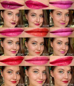 Be Butterfly: Неоновые губные помады Oriflame The ONE 5-в-1 Colour Stylist Lipstick Intense Collection