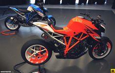 KTM 1290 Super Duke R Prototipo by Piers Spencer-Phillips Senior Designer KISKA GmbH