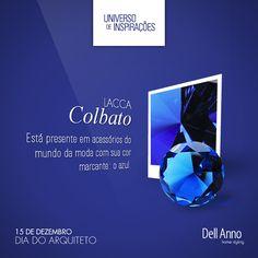 Inspirado no mineral de cor forte e marcante, a lacca Dell Anno Cobalto traz alegria e modernidade ao ambiente.