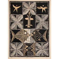 Fatu Fe  New Zealand Printmakers