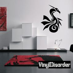 Chinese Dragons | Vinyl Decals | Wall Decals | Vinyl Stickers