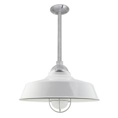 Rochester, TGG-Heavy Duty Cast Guard, FST-Frosted Glass, Stem, Standard Canopy Source by sweetlimedesign Ceiling Light Fixtures, Ceiling Pendant, Ceiling Lights, Barn Lighting, Vintage Lighting, Barn Light Electric, Led Dimmer, How To Make Light, Incandescent Bulbs
