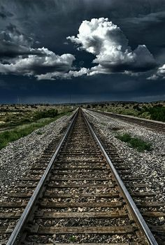 Railroad Tracks!