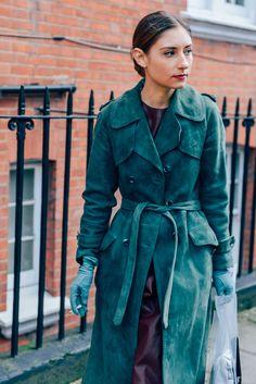 February 21, 2015  Tags London, FW15 Women's, Coats, Trench Coats, Jenny Walton