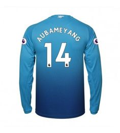 Arsenal Aubameyang 14 Bortatröja 17-18 Långärmad Arsenal Fc, Sports, Tops, Fashion, Moda, La Mode, Sport, Shell Tops, Fasion