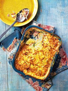 This gratin recipe makes for a comforting dish on a cold winter's night.
