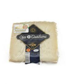 Queso Curado Ojos del Guadiana 350g.  #queso #cheese #fromage #gourmet #guadiana #tiendagourmet