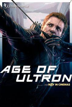 Nuevos póster con los personajes de 'Vengadores: La era de Ultrón' - Álbum de fotos - SensaCine.com