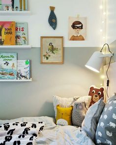 Lighting and Lamp ideas for Kids' Rooms - by Kids Interiors