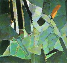 Nicolas de Staël, Rue Gauguette, 1949