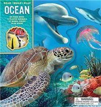 Read Build Play: Ocean - Silver Dolphin