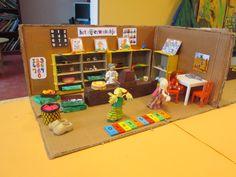 Het letter en cijferwinkeltje 03  verteltafel   Nutsschool Maastricht