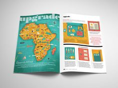 Down in Africa - Travel+Leisure on Behance