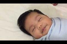 Super technique pour endormir son bébé en moins d'une minute | Les Ptits Mwana