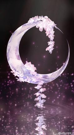Wallpaper Tutorial and Ideas Kawaii Wallpaper, Cute Wallpaper Backgrounds, Pretty Wallpapers, Galaxy Wallpaper, Flower Wallpaper, Cool Wallpaper, Iphone Wallpaper, Beautiful Nature Wallpaper, Beautiful Moon