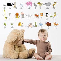 Vinilos decorativos infantiles de Chispum Habitación niños - Kid's room