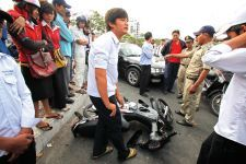Traffic accidents on the rise