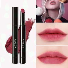 Ulzzang Makeup Tutorial, Lip Tips, Lip Makeup, Lips, Nail Art, Pretty, Beauty, Clothes, Make Up