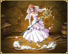 純白の天使ナミ ウエディング
