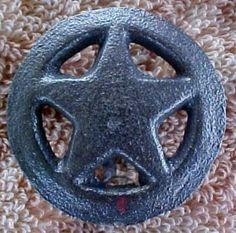 JVJ Hardware Old World Bronze 1 3/8 Inch Texas Star Knob | Hardware, Door  Knobs And Texas