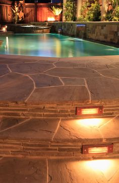 gorgeous pool lighting beautiful lighting pool