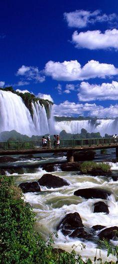 Twitter / ThatsEarth: Iguazu Falls, Brazil - Argentina. ...