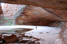 Cathedral Gorge, Bungle Bungle Mountains in #Australia