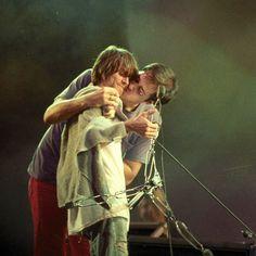 Krist and Kurt ❤