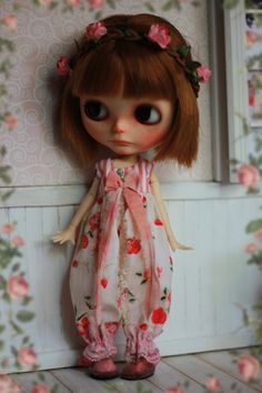Cutie Store - Overalls - For Blythe Doll