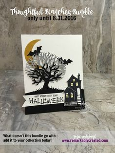 Ask how to get TWO FREE cards and access to my Virtual Classroom when you purchase this bundle #remarkablycreated #stampinup