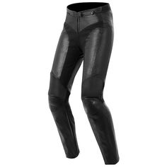 Bringing cutting-edge protection to catwalk fashion, Alpinestars VIKA motorcycle apparel collection sets the trend for the female rider who wants to stand out from the crowd. With a supple leather shell, pre-shaped legs and discreetly positioned CE-certified protectors, the VIKA Pant visually lengthens the leg for truly flattering fit.