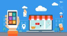 Quick and Easy Solutions for Selling your Products Online Web Design, Flat Design, Store Design, Application Development, App Development, Le Social, Social Media, Marketing Digital, Content Marketing