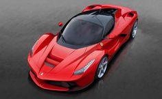 Ferrari has unveiled the LaFerrari. It's Ferrari's first ever hybrid road car!