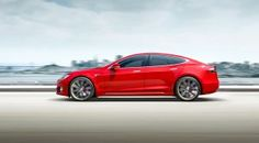 2.28 seconds: Tesla Model S sets production car record for 0-60 mph